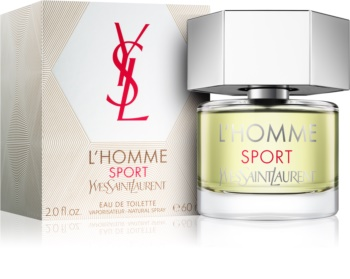 Yves Saint Laurent L'Homme Sport Eau de Toilette for Men 60 ml