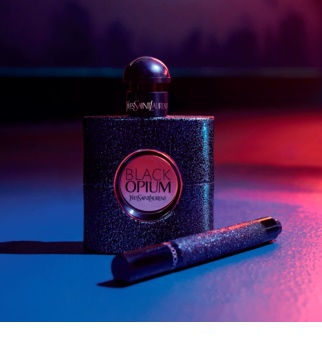 Yves Saint Laurent Black Opium Eau de Parfum für Damen 50 ml