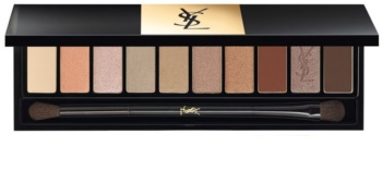 Yves Saint Laurent Couture Variation Palette paleta puderastih sjenila za oči
