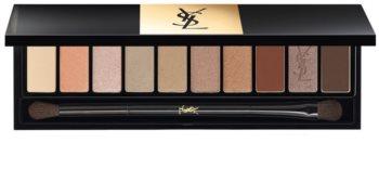 Yves Saint Laurent Couture Variation Palette paleta pudrastih senčil za oči