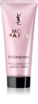 Yves Saint Laurent Mon Paris sprchový olej pro ženy 200 ml