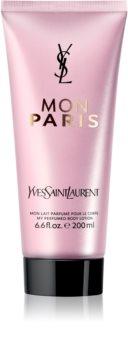 Yves Saint Laurent Mon Paris lapte de corp pentru femei 200 ml