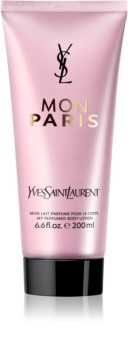 Yves Saint Laurent Mon Paris mleczko do ciała dla kobiet 200 ml