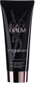 Yves Saint Laurent Black Opium tělová emulze pro ženy 200 ml