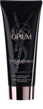 Yves Saint Laurent Black Opium telová emulzia pre ženy 200 ml