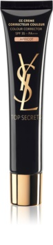Yves Saint Laurent Top Secrets CC Creme CC cream per tinta uniforme SPF 35