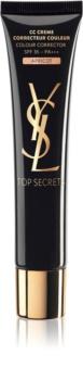 Yves Saint Laurent Top Secrets CC Creme CC krém pro jednotný tón pleti SPF 35