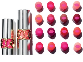 Yves Saint Laurent Volupté Tint-In-Balm rossetto trattante
