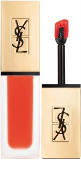 Yves Saint Laurent Tatouage Couture batom liquido ultra-matificante