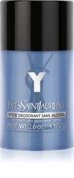 Yves Saint Laurent Y desodorizante em stick para homens