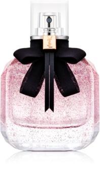 Yves Saint Laurent Mon Paris Floral eau de parfum pentru femei 50 ml editie limitata