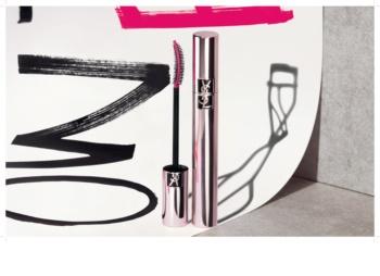 Yves Saint Laurent Mascara Volume Effet Faux Cils The Curler hosszabbító, göndörítő és dúsító szempillaspirál