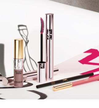 Yves Saint Laurent Couture Brow Slim creion pentru sprâncene rezistent la apă