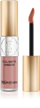 Yves Saint Laurent Full Matte Shadow tekuté oční stíny s matným efektem