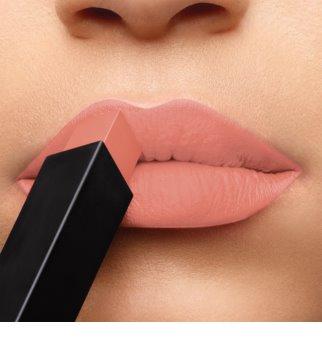 Yves Saint Laurent Rouge Pur Couture The Slim rouge à lèvres fin matifiant avec effet cuir