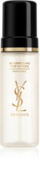 Yves Saint Laurent Top Secrets Moisturizing Prep Lotion зволожуюча тонізуюча вода для обличчя у формі спрею