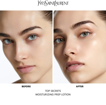 Yves Saint Laurent Top Secrets Moisturizing Prep Lotion lotiune hidratanta pentru fata Spray