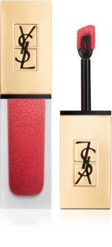 Yves Saint Laurent Tatouage Couture The Metallics rouge à lèvres liquide métallisé