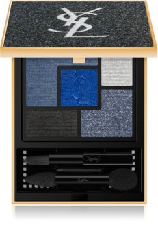Yves Saint Laurent Couture Palette Black Opium Intense Night Edition палитра сенки за очи с 5 цвята