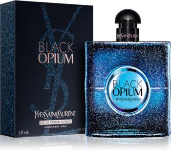 Yves Saint Laurent Black Opium Intense eau de parfum para mujer 90 ml
