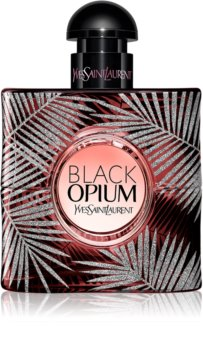 Yves Saint Laurent Black Opium eau de parfum edizione limitata da donna Exotic Illusion 50 ml