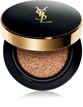 Yves Saint Laurent Encre de Peau Le Cushion dlhotrvajúci make-up v hubke SPF 23