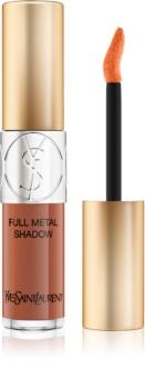Yves Saint Laurent Full Metal Shadow sombras com tons metalizados