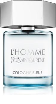 Yves Saint Laurent L'Homme Cologne Bleue eau de toilette uraknak 100 ml