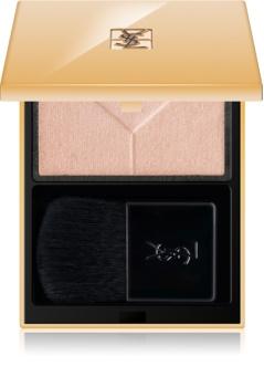 Yves Saint Laurent Couture Highlighter iluminator pudră, cu luciu metalic