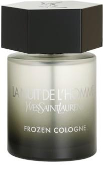 Yves Saint Laurent La Nuit de L'Homme Frozen Cologne eau de cologne para homens 100 ml