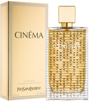 Yves Saint Laurent Cinéma Eau De Parfum Pour Femme 90 Ml Notinofr