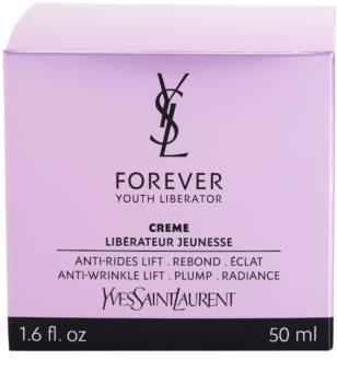 Yves Saint Laurent Forever Youth Liberator creme antirrugas para pele seca
