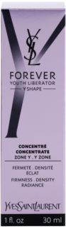 Yves Saint Laurent Forever Youth Liberator pomlajevalni serum za obraz za obraz, vrat in dekolte