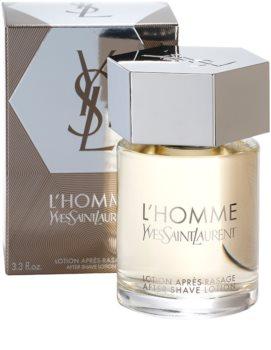 Yves Saint Laurent L'Homme loción after shave para hombre 100 ml