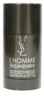 Yves Saint Laurent L'Homme dédorant stick pour homme 75 g
