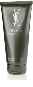 Yves Saint Laurent L'Homme gel de duche para homens 200 ml