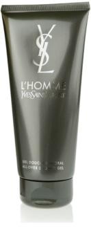 Yves Saint Laurent L'Homme gel de dus pentru barbati 200 ml