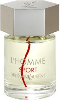 Yves Saint Laurent L'Homme Sport woda toaletowa dla mężczyzn 100 ml