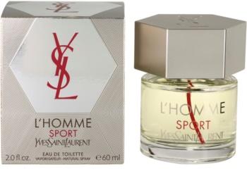Yves Saint Laurent L'Homme Sport Eau de Toilette for Men 60 ml