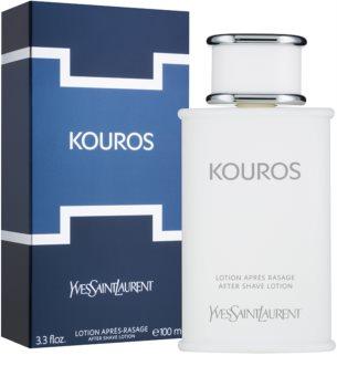 Yves Saint Laurent Kouros loción after shave para hombre 100 ml