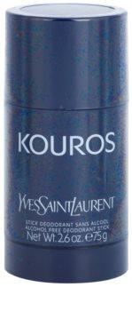 Yves Saint Laurent Kouros dédorant stick pour homme 75 ml