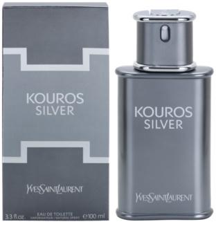 Yves Saint Laurent Kouros Silver Eau de Toilette for Men 100 ml