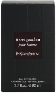Yves Saint Laurent Rive Gauche Pour Homme Eau de Toilette für Herren 80 ml