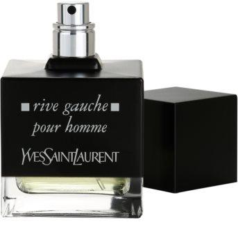 Yves Saint Laurent La Collection Rive Gauche Pour Homme eau de toilette férfiaknak 80 ml