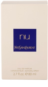 Yves Saint Laurent La Collecton Nu Eau de Parfum für Damen 80 ml