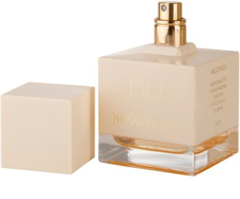 yves saint laurent la collecton nu eau de parfum n knek. Black Bedroom Furniture Sets. Home Design Ideas