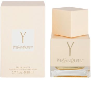 Yves Saint Laurent La Collection Y eau de toilette para mujer 80 ml