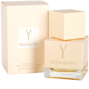 Yves Saint Laurent La Collection Y Eau de Toilette for Women 80 ml