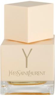 Yves Saint Laurent Y Eau de Toillete για γυναίκες 80 μλ