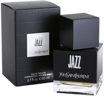 Yves Saint Laurent Jazz Eau de Toilette for Men 80 ml